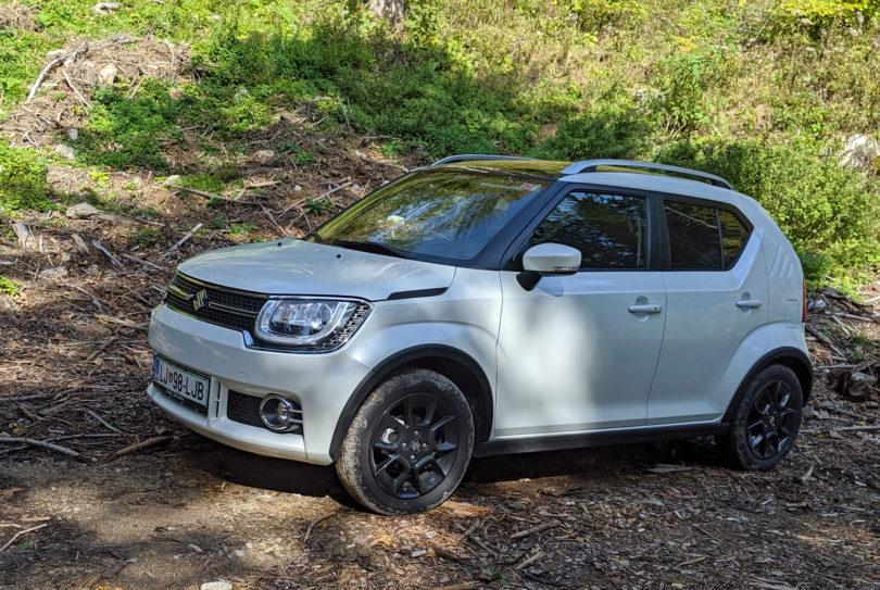 Suzuki Ignis Allgrip: Nič ga ne ustavi