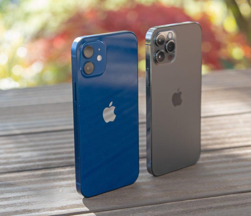 Apple iPhone 12 (Pro): Isti telefon, dve imeni