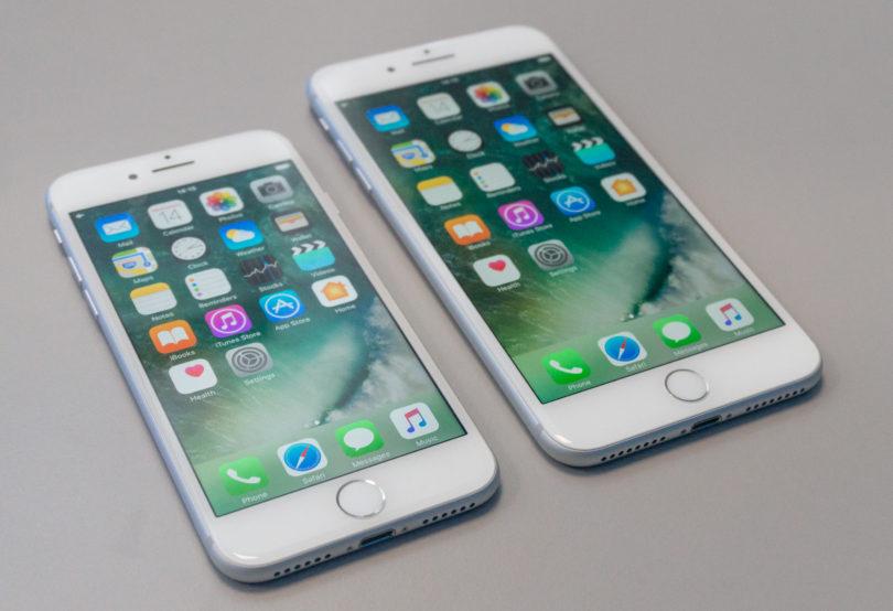 Nihanja v vedno visoki povprečni ceni iPhona