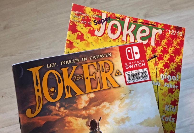 Joker obujen v bitih računalniškega muzeja