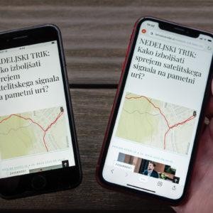 Kateri iPhone je pravi? (pomlad 2020) #video