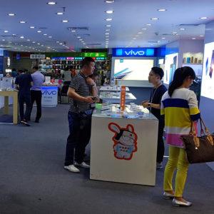 Huawei, Oppo, Vivo in Xiaomi skupaj v boj za aplikacije