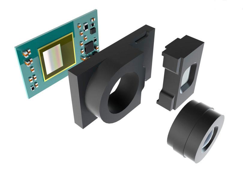 LG G8 ThinQ prihaja s sprednjim fotoaparatom, ki zna izračunavati razdaljo