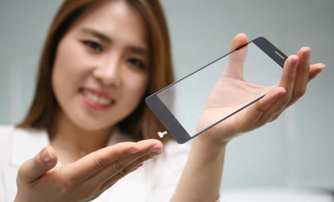 Prihajajo telefoni s čitalcem prstih odtisov, integriranim v zaslon