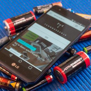 LG X power: Veliko energije, precej manj vsega drugega