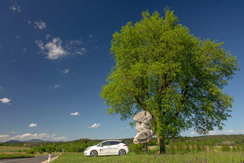 Nissan Leaf: Draga tišina in udobje med vožnjo