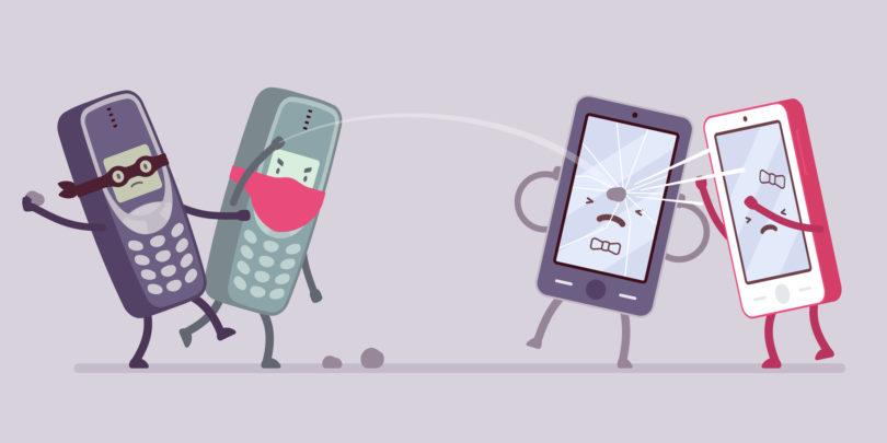 Strah pred tehnologijami je normalen, težave povzroča obsedenost!
