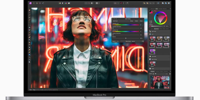 Novi Macbook Pro, ki prav tako svežega Macbooka Air postavlja v neugoden položaj