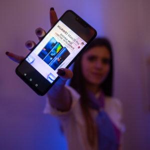 Kako blizu popolnemu telefonu je Huawei Mate 20 Pro?
