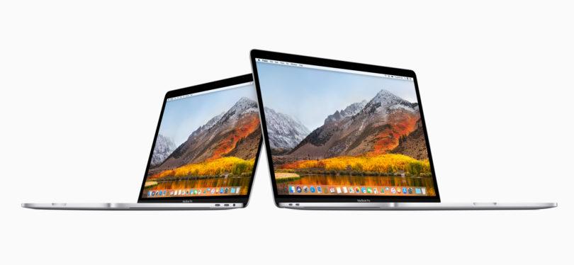 Končno znova Macbook Pro, kot se spodobi