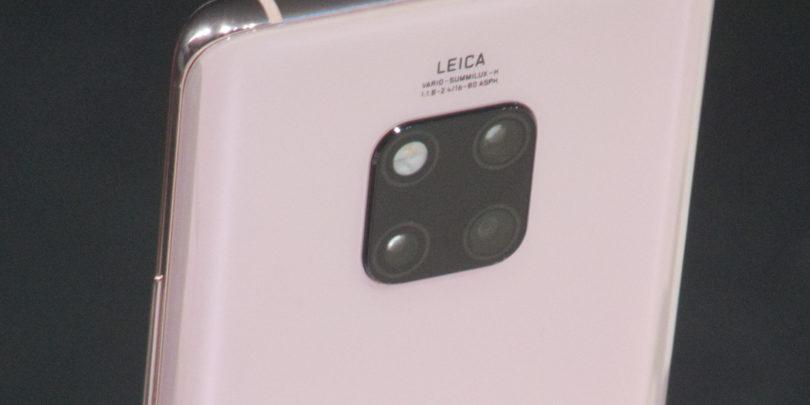 Prvi vtisi in primerjave fotografskih sposobnosti Huaweija Mate 20 Pro