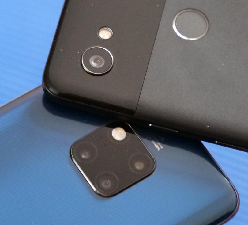 Nočni način – nov prelomen skok pri fotografiranju s telefoni?