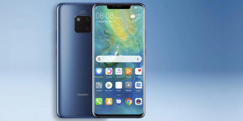 Huawei s telefoni serije Mate 20 napada prestol mobilne telefonije