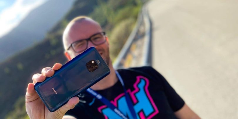 Ogenj ali led: Kako bi vi testirali Huawei Mate 20 Pro?