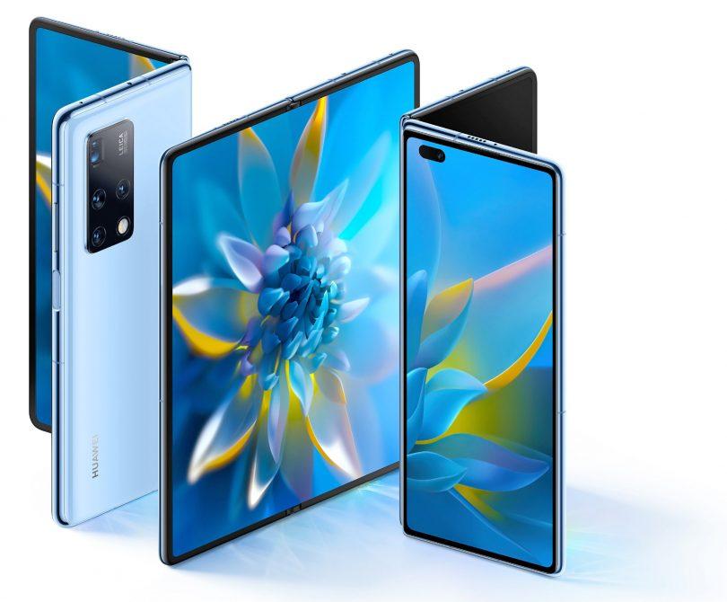 Huawei Mate X2 je kot izboljšan Galaxy Fold