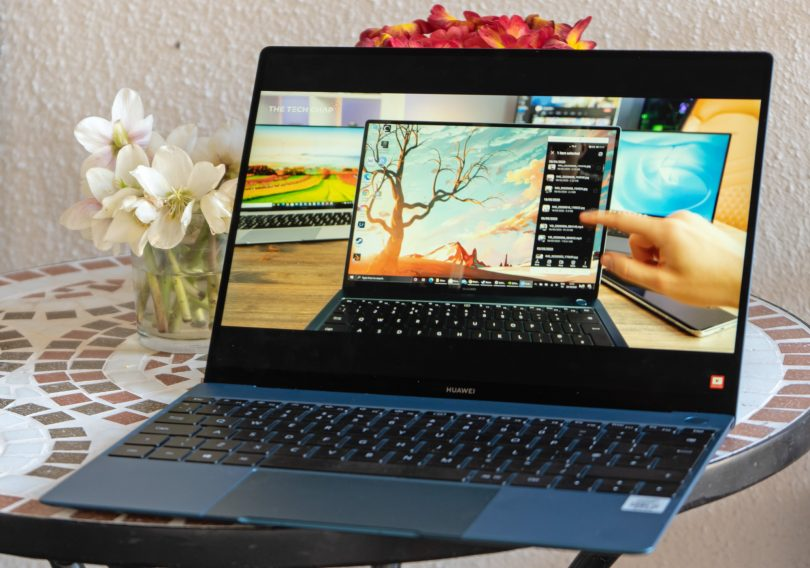 Huawei Matebook X: Prevzel te bo, če si ga lahko privoščiš! (#video)