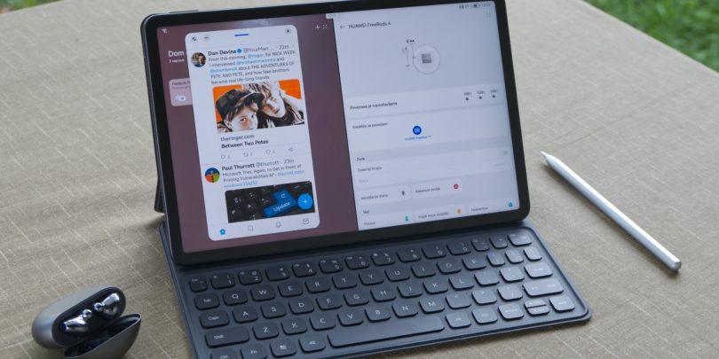 Huawei Matepad 11: Majhen in lahek priložnostni prenosnik z operacijskim sistemom Harmony OS