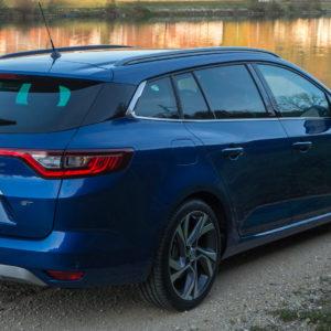 Renault Megane GT Grandtour: Karavan s šarmom in posebnimi učinki