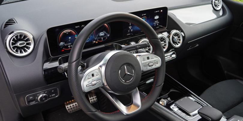 Mercedes-Benz razred B: Razvaja s tehnologijo in prefinjenostjo (#video)