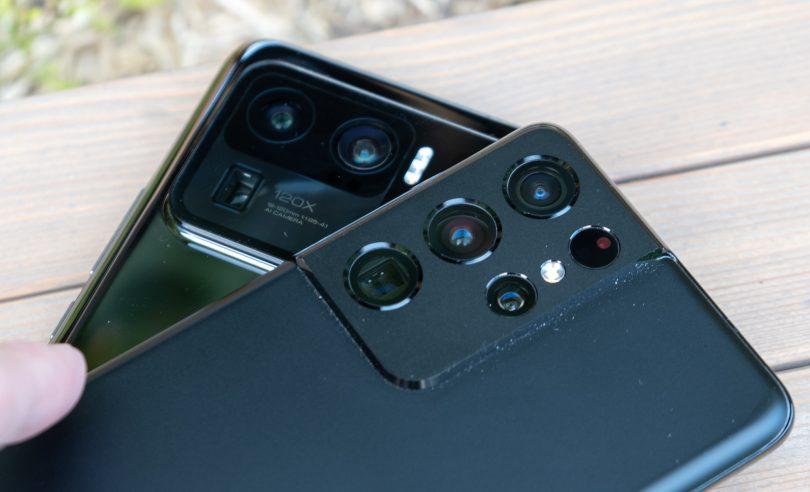 Kako se fotografsko primerjata Xiaomi Mi 11 Ultra in Samsung Galaxy S21 Ultra, pa še Huawei Mate 40 Pro za dobro mero