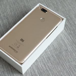 Xiaomi Mi A1 – odpiranje škatle in prvi vtisi