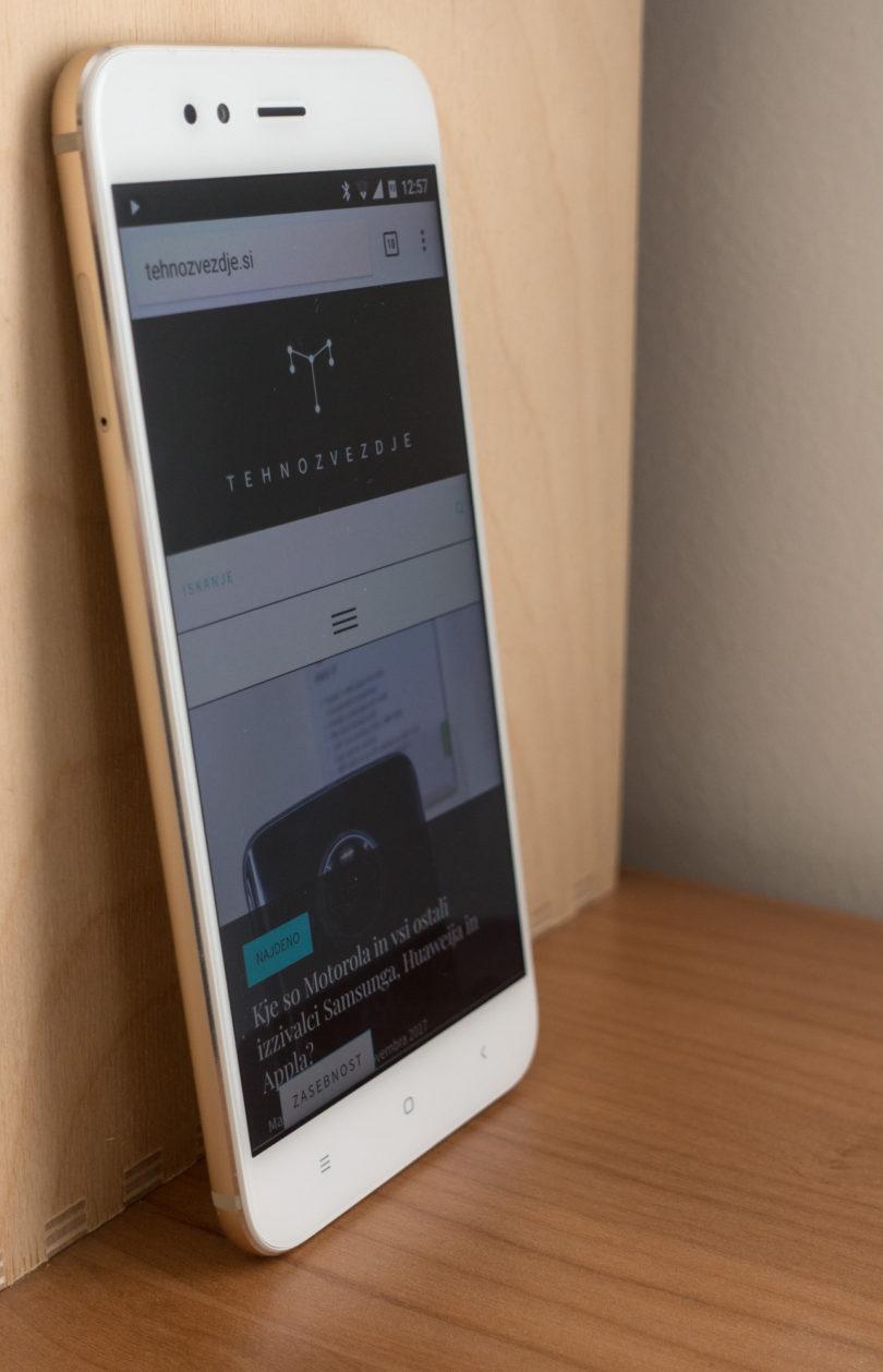 Xiaomi Mi A1: Zelo dobra vrednost za denar, a brez iskrice