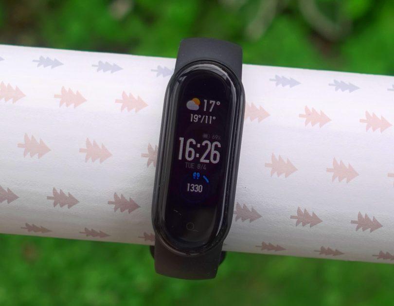 Xiaomi Mi Band 5: Za vse, ki nimajo štirice