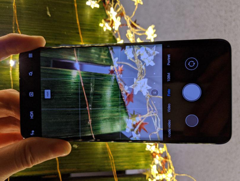Fotografiranje s Xiaomijem Mi Note 10