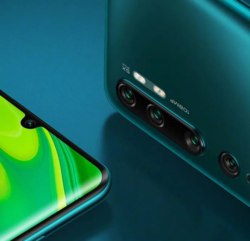 Xiaomi Mi Note 10 ali Nova foto-video ekstravaganca