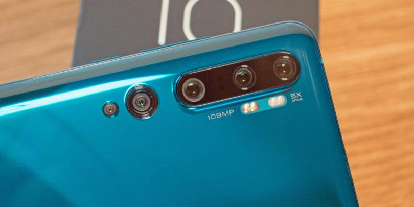 Odbiti telefon s petimi kamerami in 108 megapikami je prispel na test! (#video)