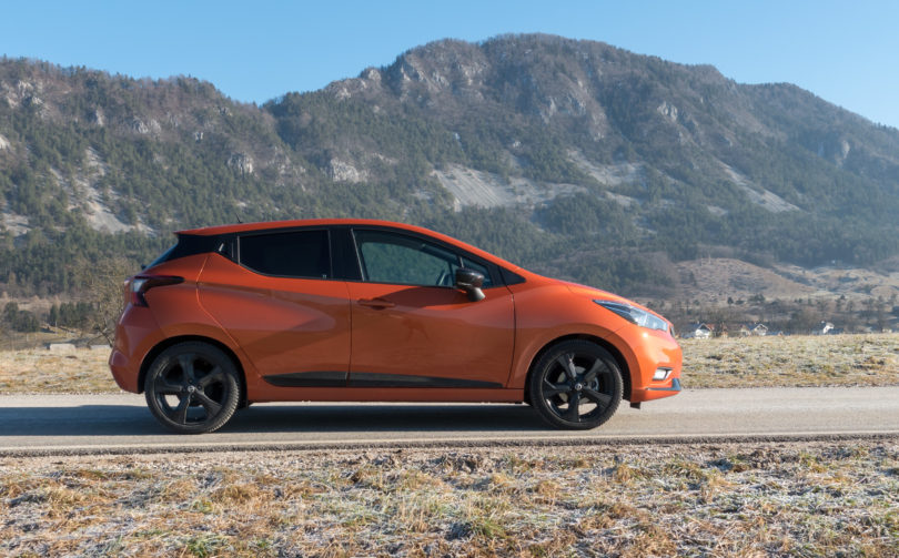 Nissan Micra: Kakšen preskok!