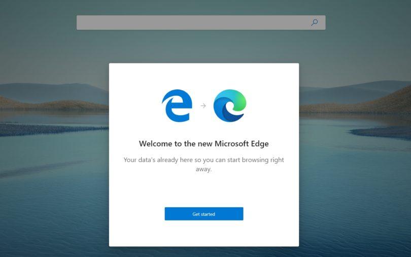 Microsoftov novi Edge je na voljo in obeta