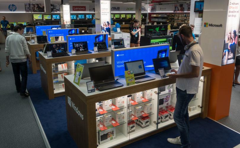 Microsoftova cona v Big bangu je zaživela, rabi pa še nekaj nadgradnje