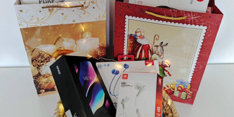 Miklavž prinaša darila za zveste bralce Tehnozvezdja