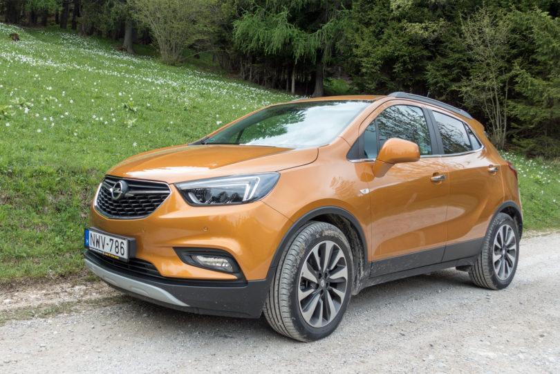 Opel Mokka X: Dobimo se na vrhu klanca