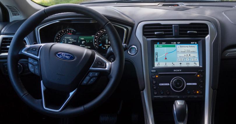 Ford mondeo: Draga tehnološka nadgradnja dobre mehanske osnove