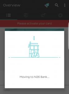 """Ko je banka prešla iz posrednika Wirecard na """"svoje"""", je bilo treba navidezno prenesti račun."""