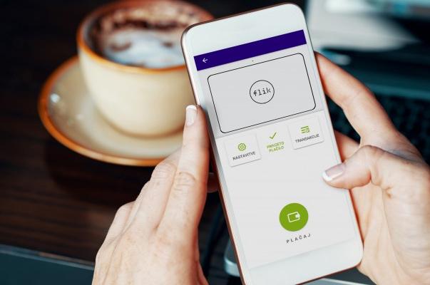 NLB Pay je dobil Flik in prispel na iOS