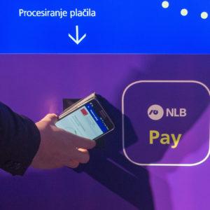 Največja slovenska banka hiti v prihodnost z NLB Pay
