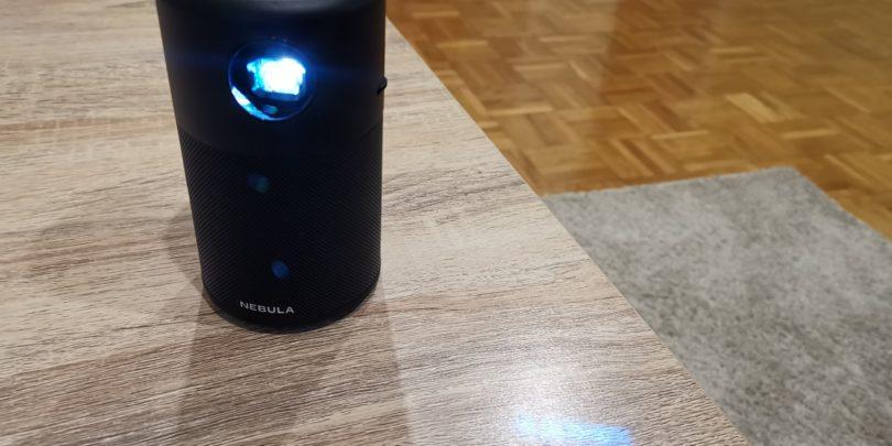 Nebula Capsule: Projektor + zvočnik = sila zabavna reč.