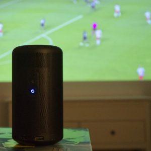 Anker Nebula Capsule II: Dobra prenova zabavnega prenosnega projektorja, a brez Netflixa