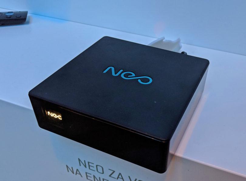 Telekom Neo: Vsebinocentrični sprejemnik televizije IP