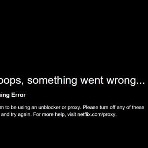 Netflix je zmagal proti VPN-jem in proxyjem