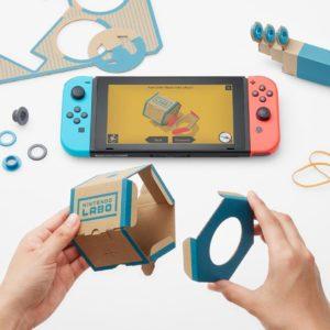 Prihaja Nintendova kartonska revolucija