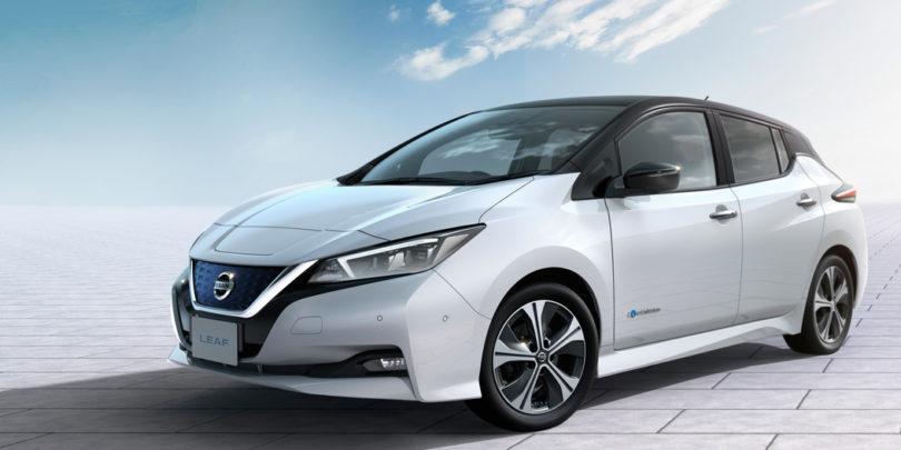 Novi Nissan Leaf prihodnjo pomlad prihaja tudi v Slovenijo