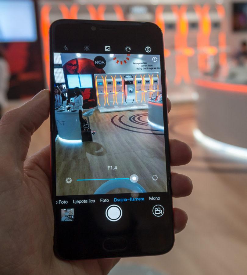 Hrvaška Noa mobile poskuša s svojimi telefoni prodreti tudi čez mejo