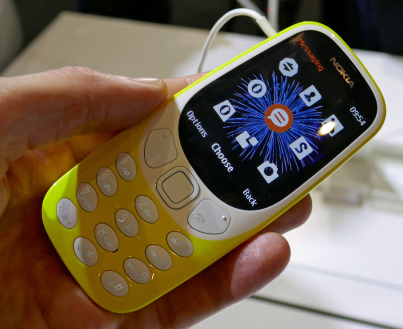 Nova Nokia prodaja nostalgijo, nič drugega