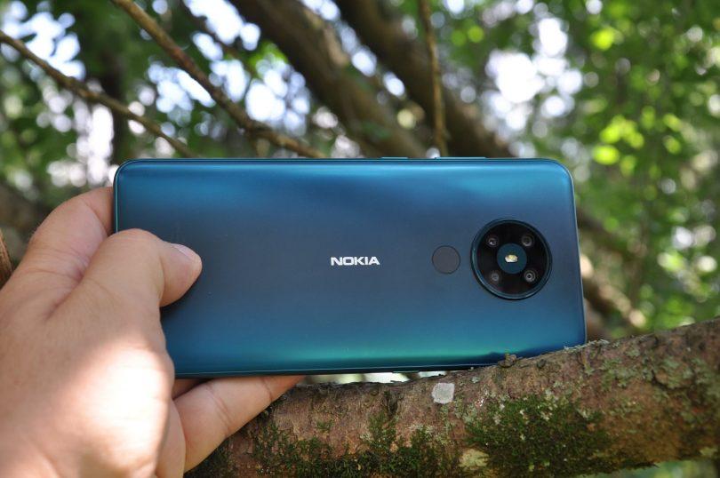 Nokia 5.3: Ena boljših v nizkocenovnem (zmogljivostnem) razredu (#video)