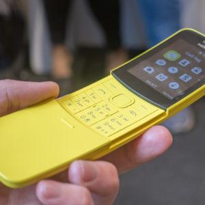 Nokia se že vzpenja med peterico in letos kani še višje