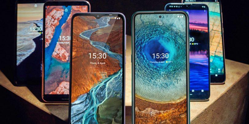 Veliko novih telefonov Nokia, toda nobenega takega, kakršnega bi si želel
